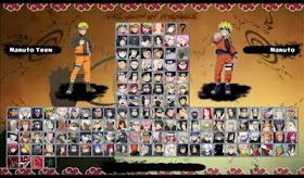 Naruto senki Mod Apk Falme 2 Unlimited Money