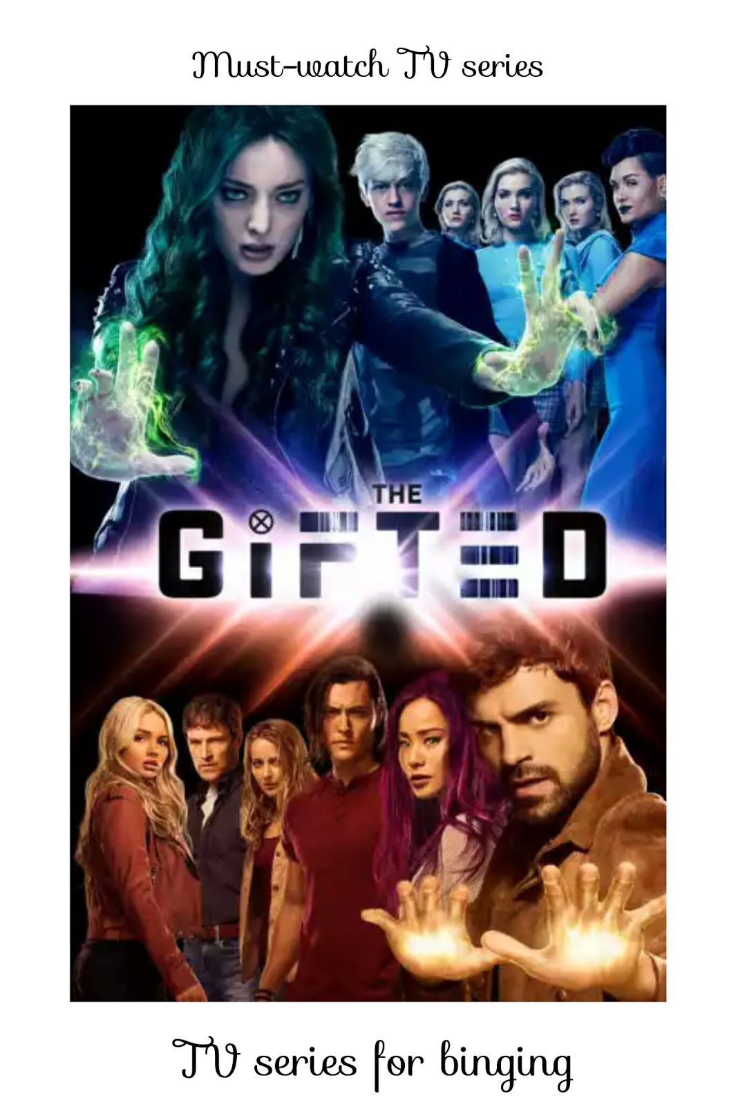 Legit Movies And Series Reviews The Gifted Tv Series Review