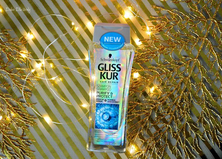 Schwarzkopf Gliss Kur Szampon Purify&Protect