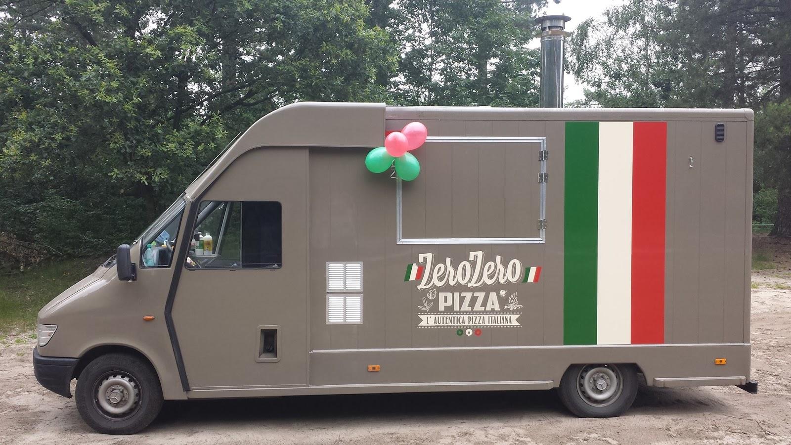 Rollende Keukens Huren : Italian food trucks mobiele catering concepten met een italiaans