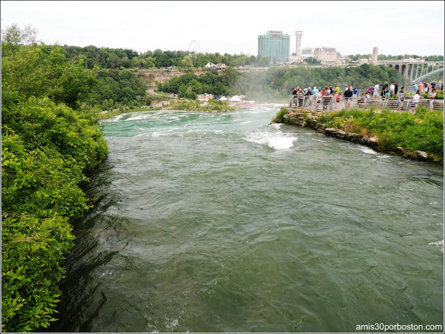 Cataratas del Niágara: Velo de Novia