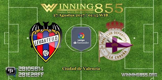 Prediksi Skor Levante vs Deportivo Coruna