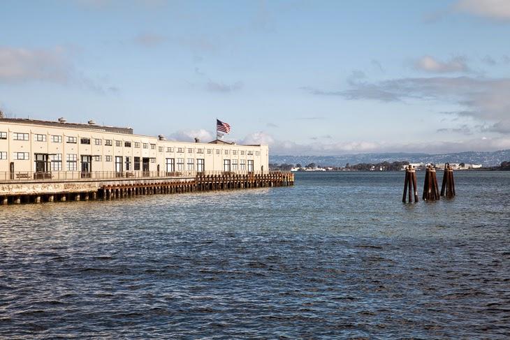 Passagem Gastronômica - Pier - Roteiro de São Francisco - Estados Unidos