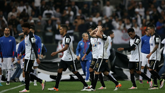 Facebook patrocina al Corinthians