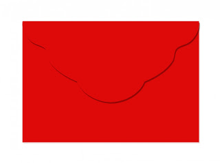 Image of a red envelope