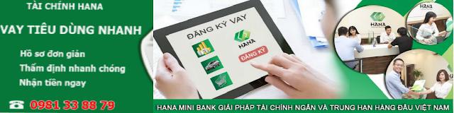 cho vay tiền thế chấp ô tô tại Hà Nội
