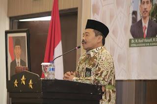 Kakanwil Kemenag Provinsi Jawa Barat Soroti Kinerja Penghulu dan Penyuluh, Inilah Keinginannya