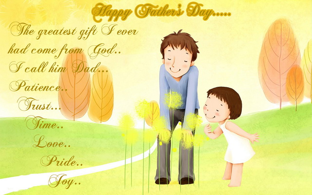 Latest Fathers Day Wishes Quotes Messages And Greetings