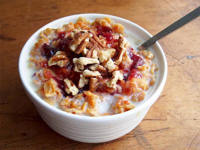 الشوفان أفضل مصادر الكربوهيدرات في الغذاء