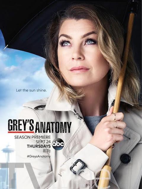 series anatomia de grey temporada fecha estreno
