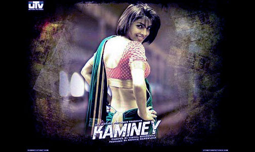 Bollywood Wallpapers: Bollywood Movie Kaminey Wallpapers