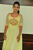 Teja Reddy in Anarkali Dress at Javed Habib Salon launch ~  Exclusive Galleries 027.jpg