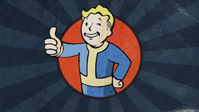 Fallout Vault Boy - Fond d'écran en Ultra HD 4k
