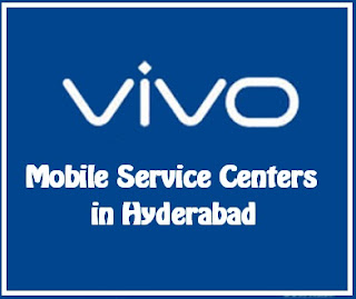 vivo mobile service centers in hyderabad