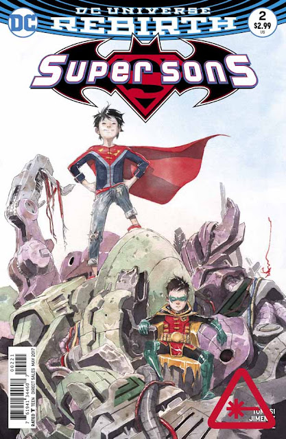 SUPER SONS 2