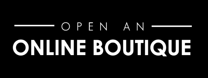 how to start an online boutique store