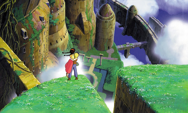 Castle in The Sky at 30 (or, how I fell in love with anime)