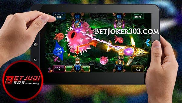 Game Tembak Ikan Online Uang Asli (iOS, Android dan Windroid)