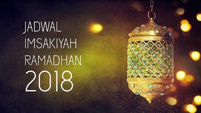 Jadwal Imsak, Sahur, dan Buka Puasa 2018 di Wilayah Indramayu