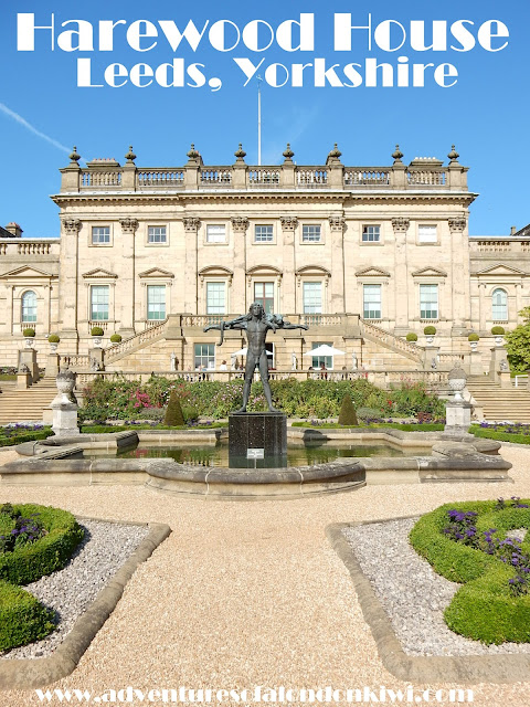 Harewood House, West Yorkshire - March Travel Linkup Adventures of a London Kiwi