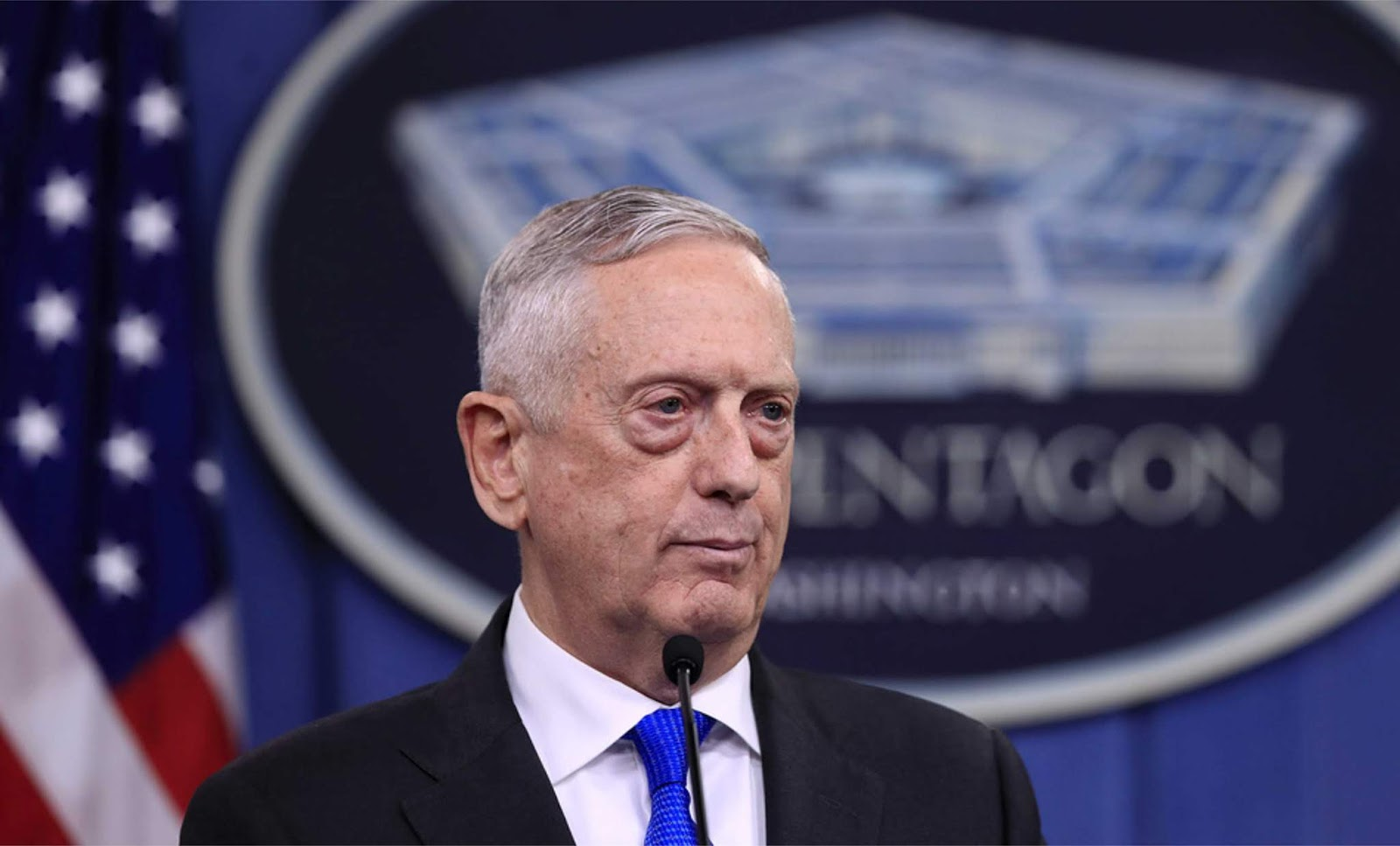 Kepala Pentagon belum berbicara dengan Trump setelah presiden mengizinkannya mengundurkan diri