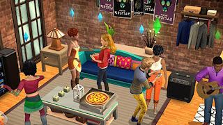 Game The Sims Mobile V1.0.0.75820 MOD Apk ( Gratis Download )