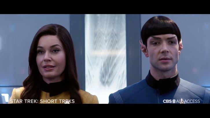 Star Trek: Short Treks - Comic-Con Trailer