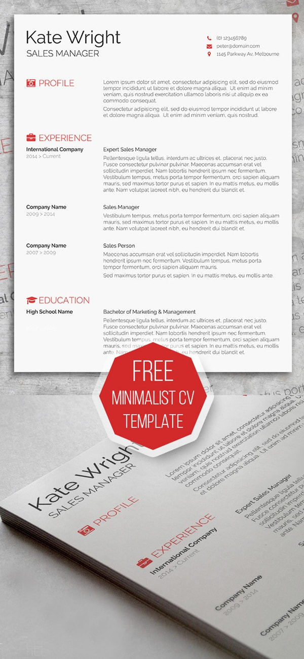download 20 template cv word 100  gratis