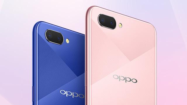 OPPO A5 dengan Snapdragon 450 dan RAM 4GB