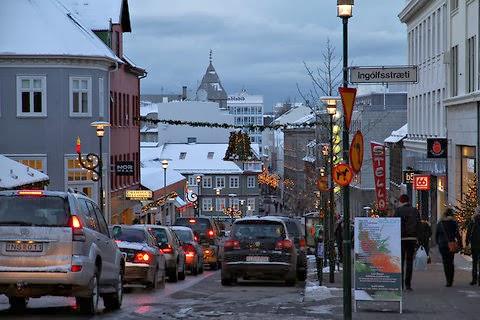 Reykjavik population