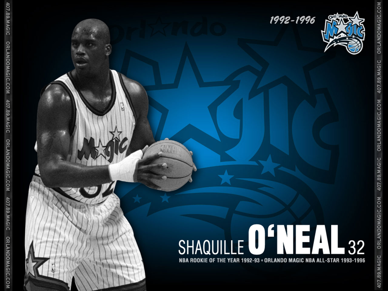 Shaquille Basketball Player Professional O