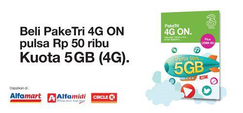 PakeTri 4G On