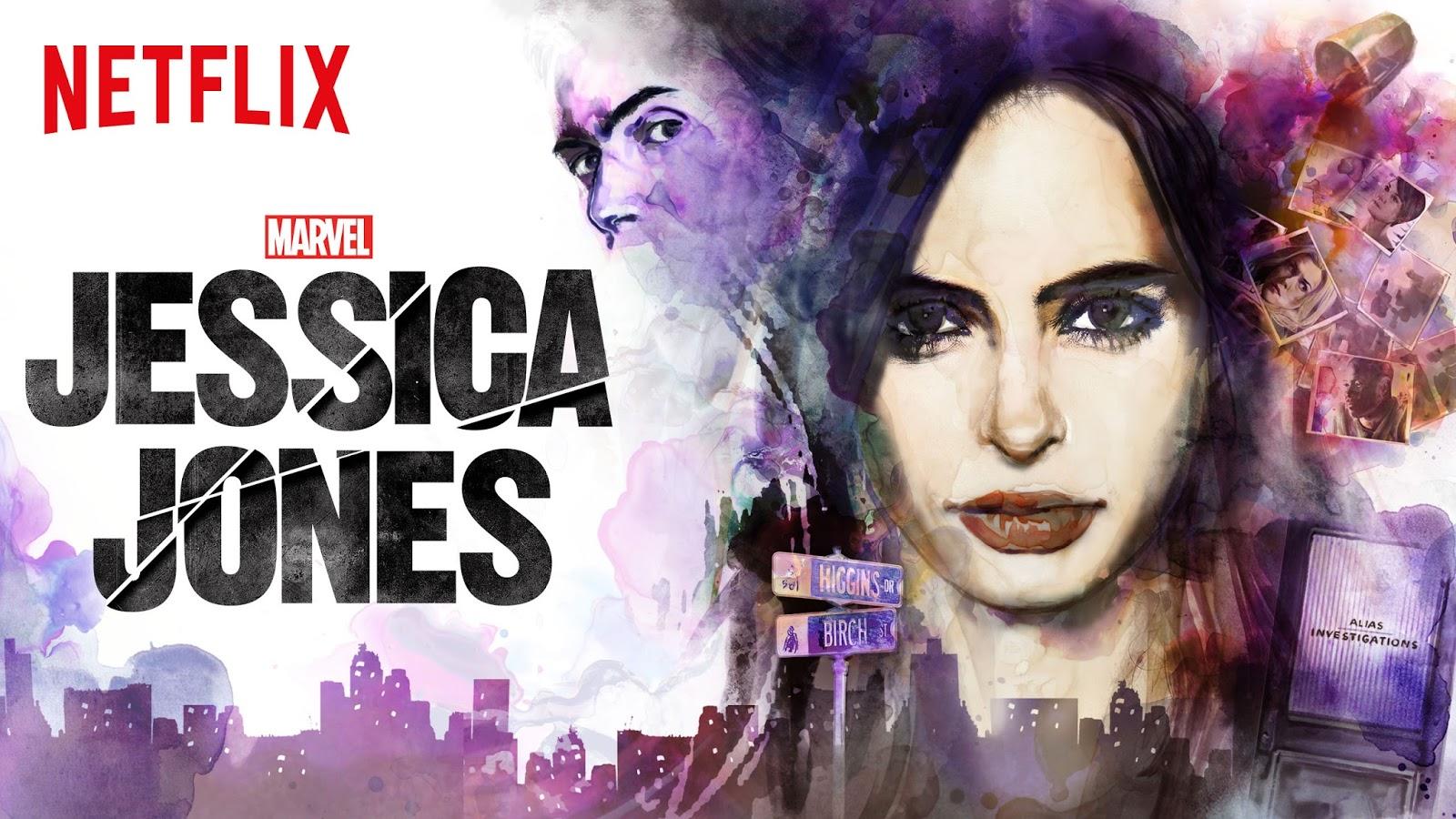 Review: Marvel's Jessica Jones [2015]
