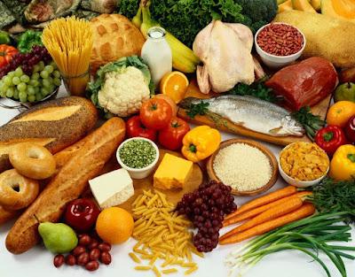 enerjik besinler, besin çeşitliliği, kalorili besinler