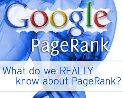 Attention Bloggers, Google coming out with Page Rank and wants to know why you want a better Rank!