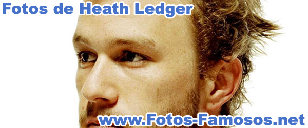 Fotos de Heath Ledger