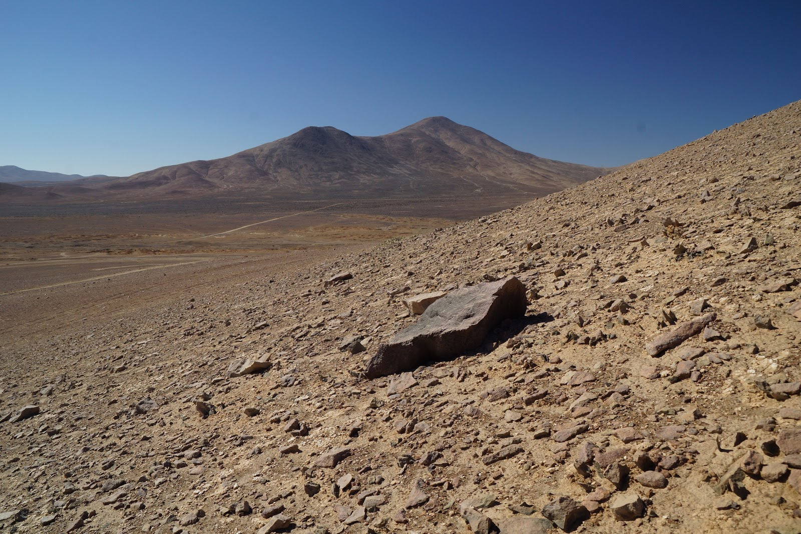Atacama - One Moon One Sun - Lost Entity