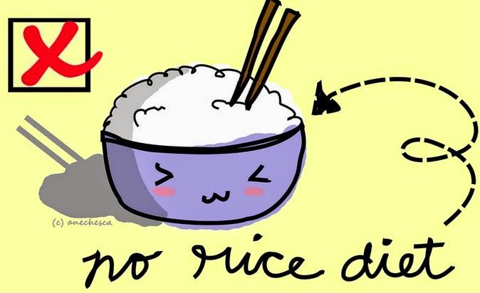Diet Tanpa Makan Nasi Bikin Cepat Langsing, Benarkah?