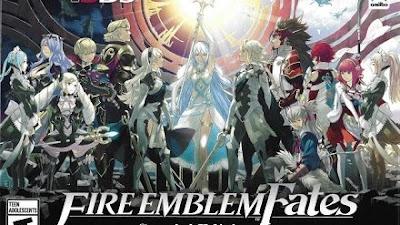 Fire Emblem Fates Special Edition [3DS] [Español] [Mega] [Mediafire] [Undub] [Swisuit patch]