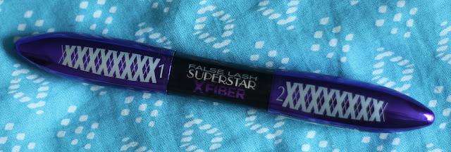 IMG 2842 - L'Oreal False Lash Superstar X-Fiber Mascara