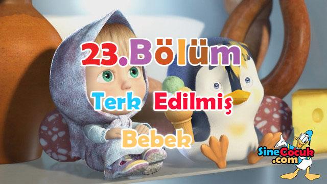 Maşa ile Koca Ayı: 23.Bölüm - Terk Edilmiş Bebek Türkçe Dublaj İzle