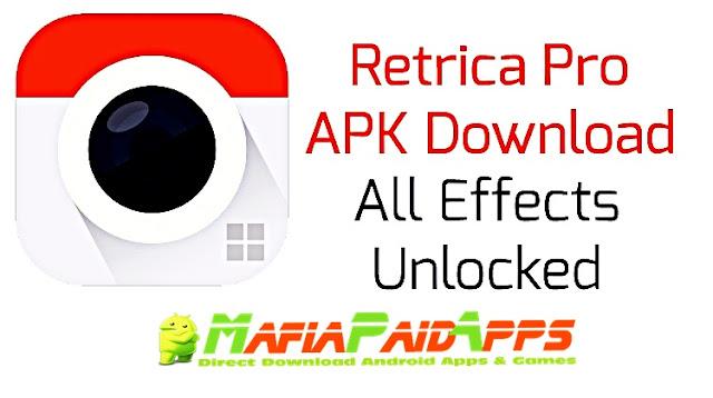 Retrica Pro - Discover Yourself Apk MafiaPaidApps