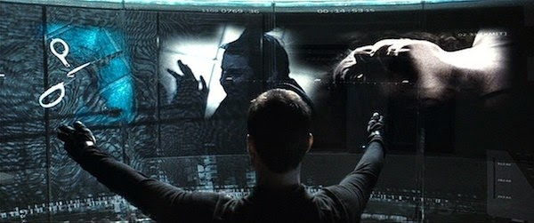 Minority Report Movie Trailer and Wallpapers