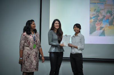 annual inter-varsity IMU Art Competition