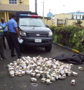 bullion van driver steals N60million