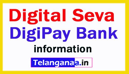 Digital Seva CSC DigiPay Bank