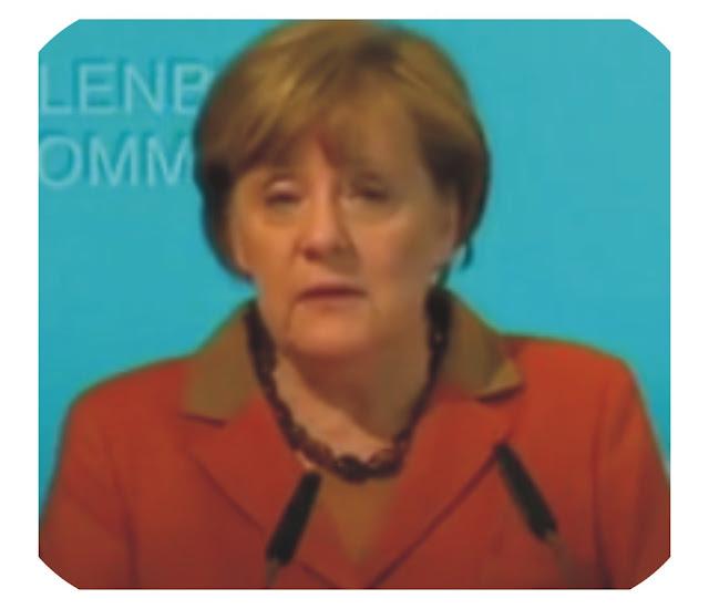 Angel Merkel assures Britain