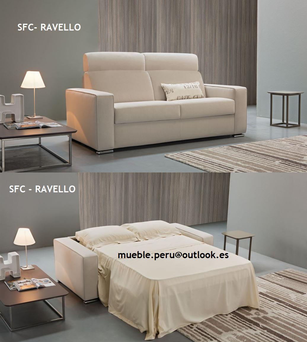 Sofa Sfc Spongebob Flip Open Mueble Peru Sakuray Cama Americano Ravello