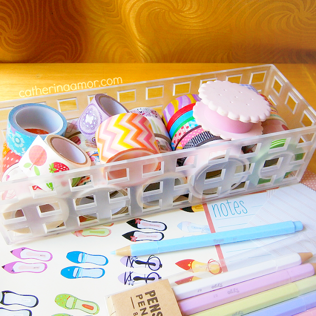Washi Storage Container