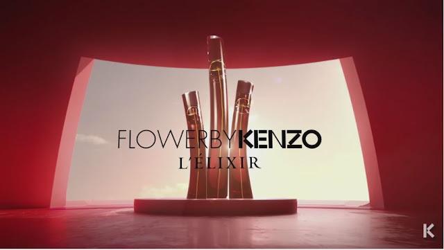 Canzone e modella Pubblicità profumo Flower by Kenzo - Ragazza giapponese o cinese